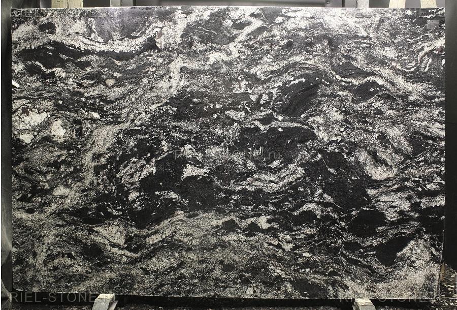 Слэб Atacama Black