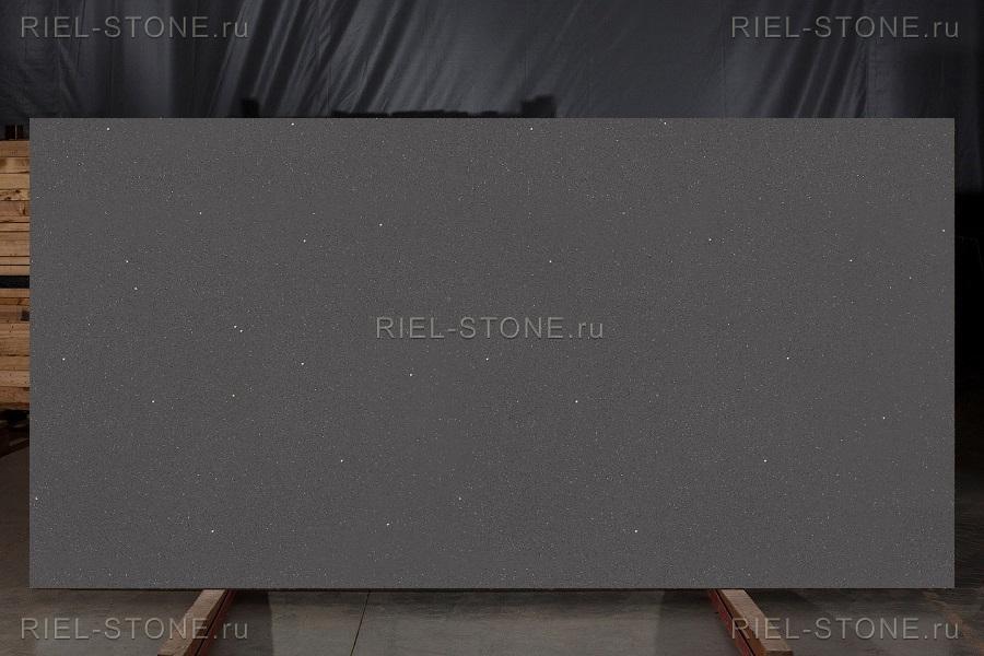 Кварцевый агломерат Brilliant Grey