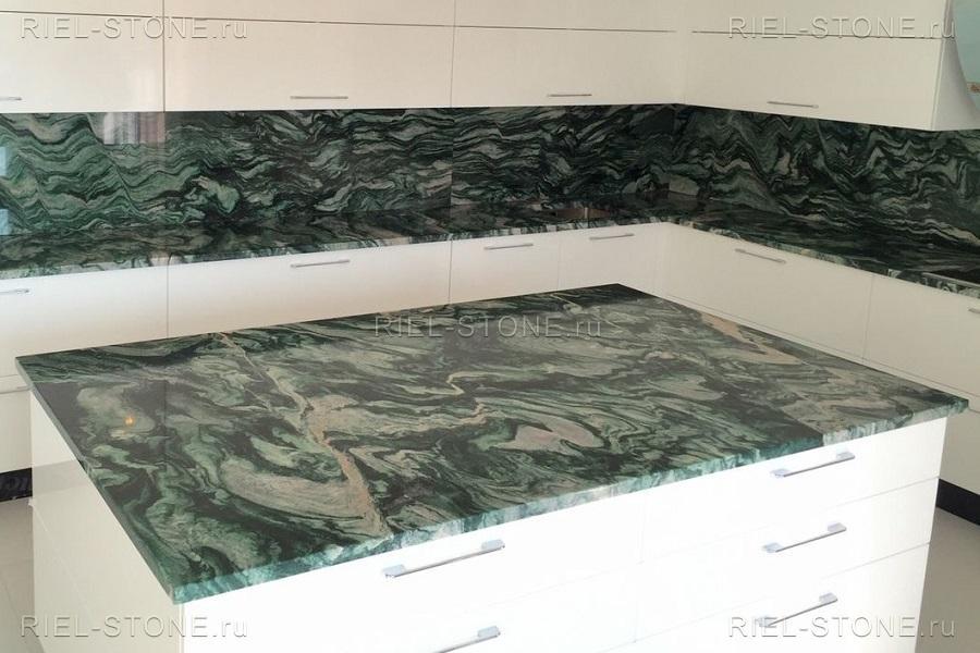Гранит Verde Lapponia