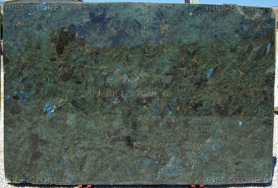 Слэб Lemurian Blue