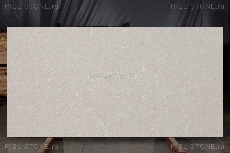 Кварцевый агломерат Noble Ivory White