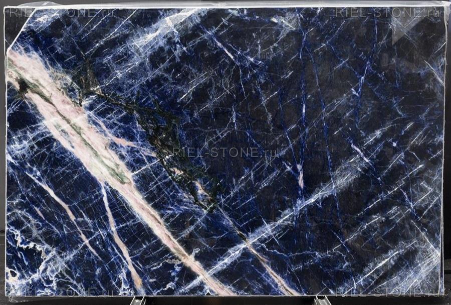 Слэб Sodalite Blue