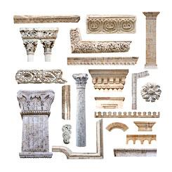 архитектурные формы из мрамора и гранита
