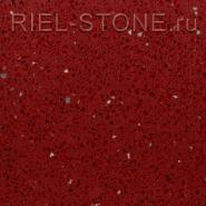Кварцевый агломерат Stella Rossa 8310